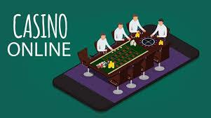 casino online rouleete bord